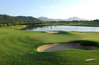 Thailand Golf Escape