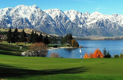 New Zealand Golf getaway