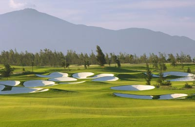 Vietnam or China Golf Escape