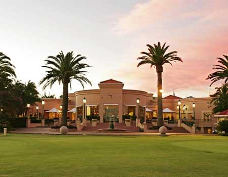 golf venue