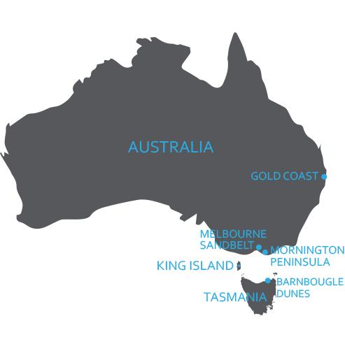 Australian Golf Getaways