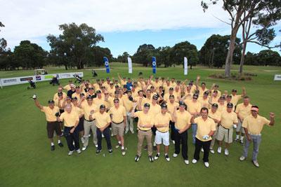 corporate golf day