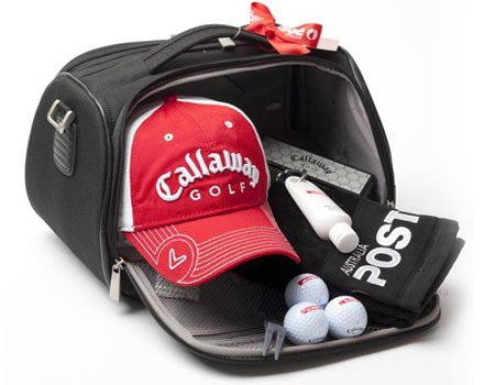 golf prizes corporate days