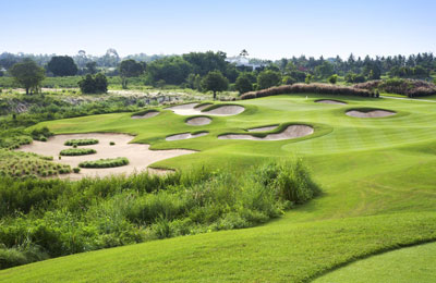Pattaya Golf Escape