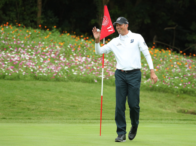 Justice prevails! Matt Kuchar winds up getting a car for making that hole-in-  one in Shanghai