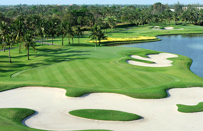 Bangkok golf tours
