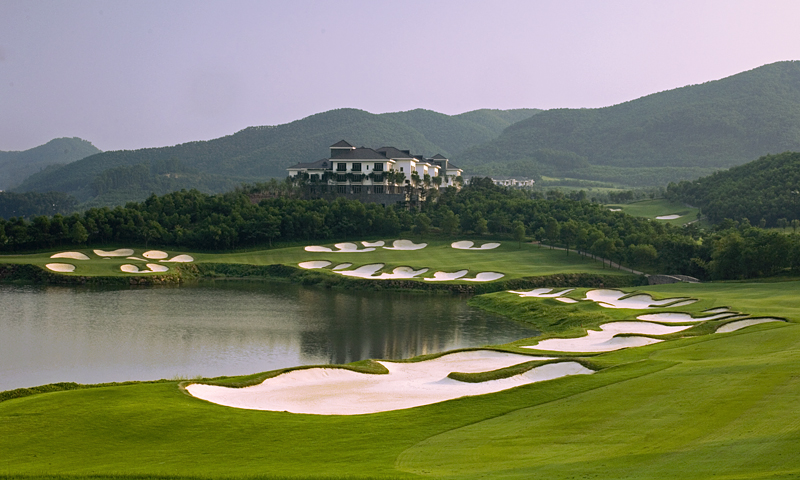 Golf Mega Experience – Mission Hills China