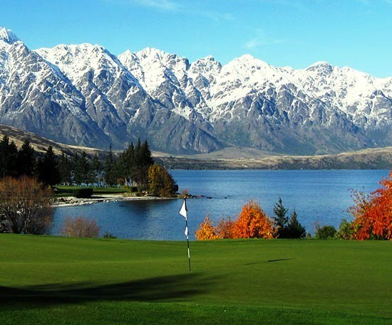 Queenstown Short Break Golf Getaway