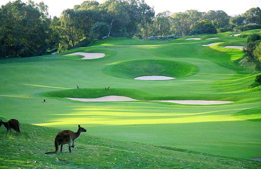 West Australian Golf Getaway