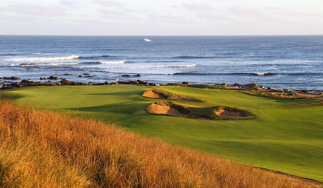 King Island Experience golf package