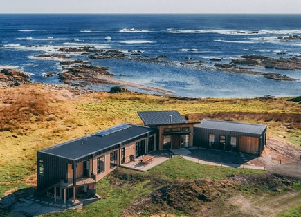 Featured Accommodation – Netherby Rocks, King Island